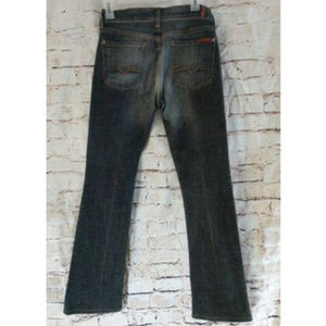 7FAM Bootcut Jeans Barely Worn